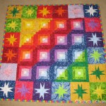 Greg's Baby Quilt by Sylvia Schaefer