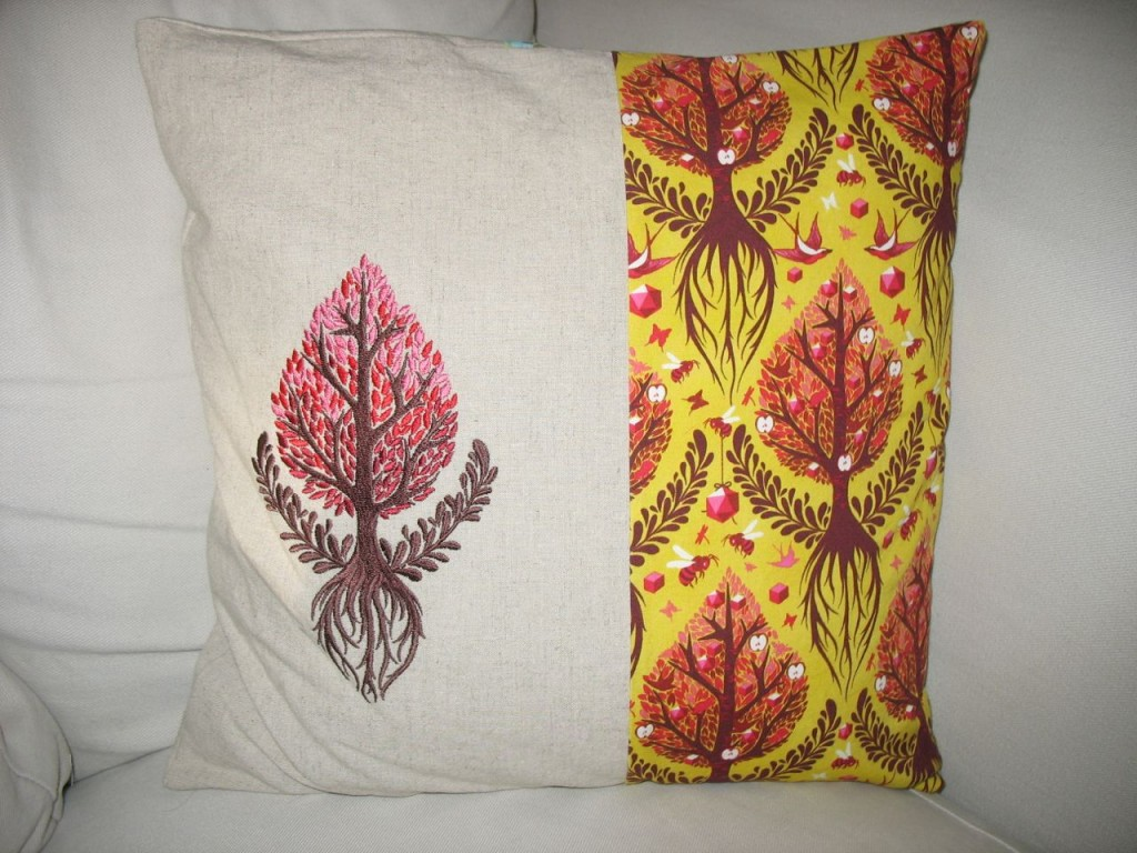 Tula Pillow by Sylvia Schaefer