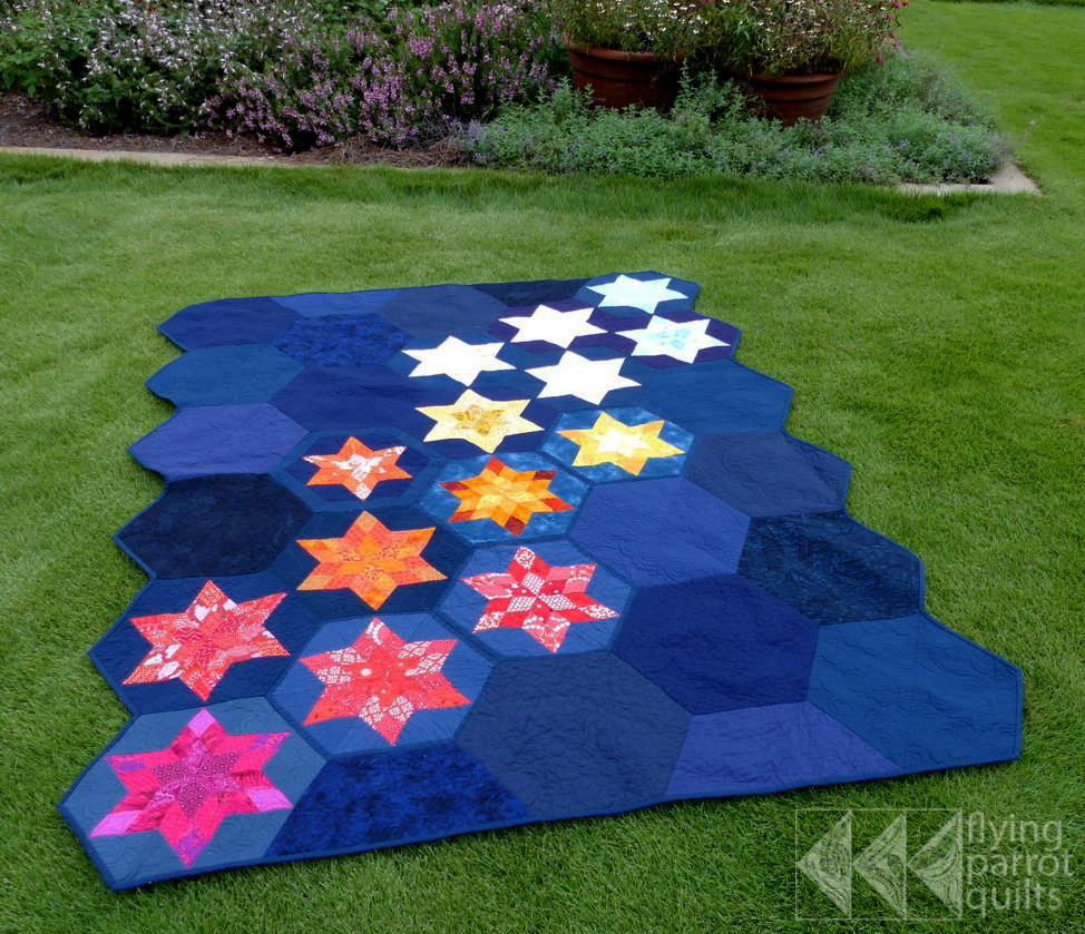 Bloggers' Quilt Festival—Main Sequence