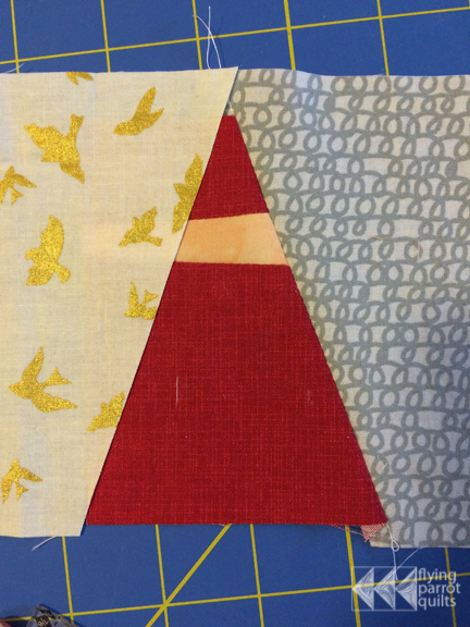 Trees and Gnomes block tutorial | Flying Parrot Quilts