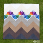 Mountain Rainbows | Flying Parrot Quilts