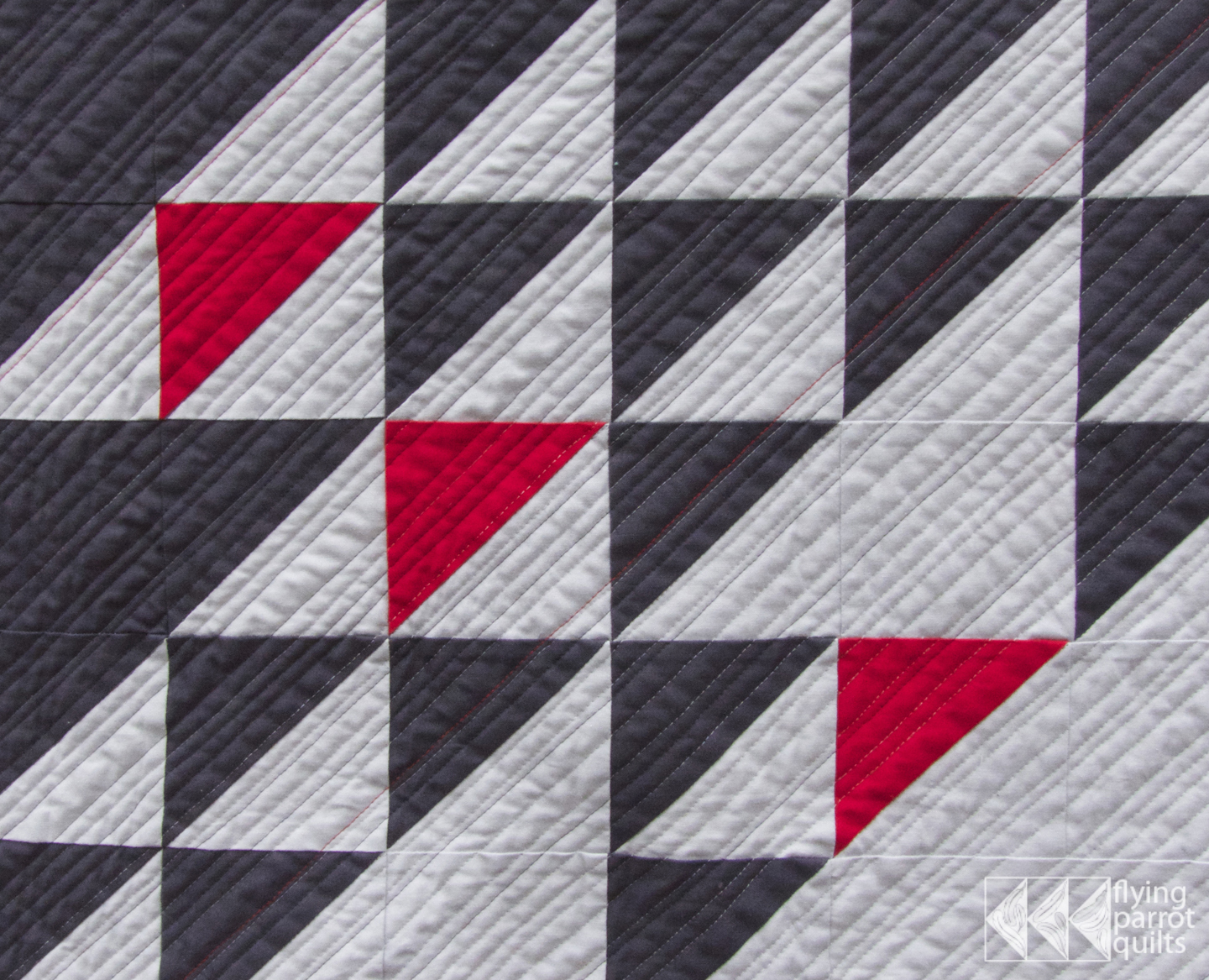 Meeting of the Geese: MQG Quilt of the Month!