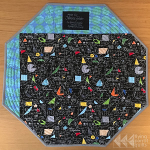 Lost quilt backing | Flying Parrot Quilts