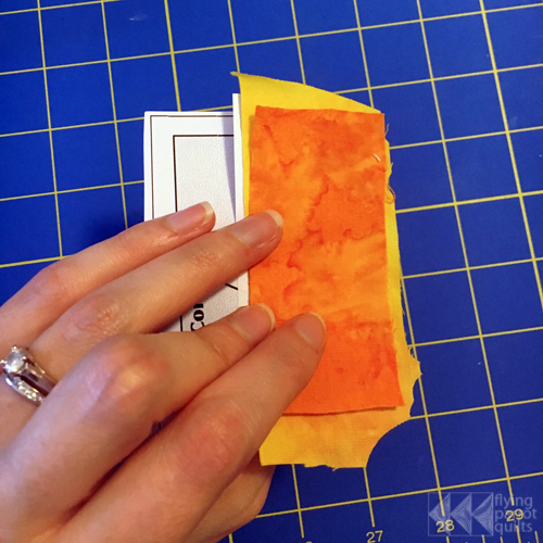 Paper Piecing   Flying Parrot Quilts