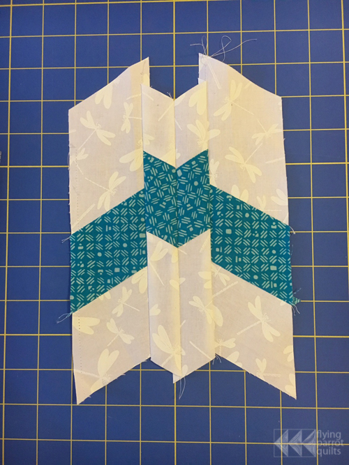 Bat Block Tutorial | Flying Parrot Quilts