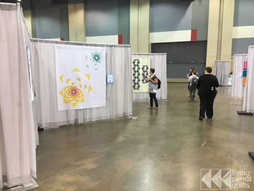 QuiltCon recap part 2: classes, swap, and more!