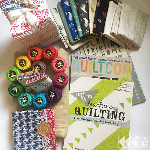 QuiltCon goodies | Flying Parrot Quilts