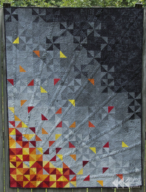 Corona | Flying Parrot Quilts