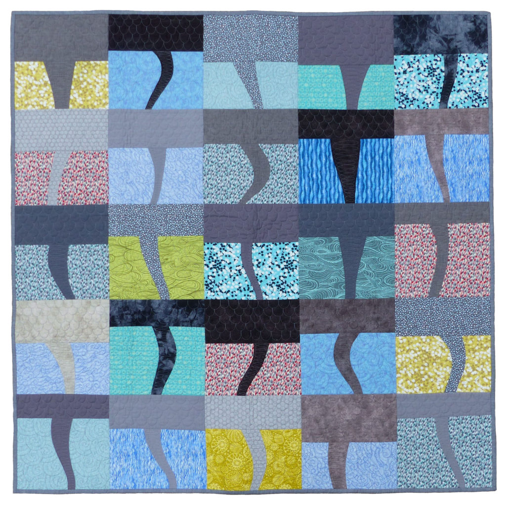 Twister quilt pattern | Flying Parrot Quilts | www.flyingparrotquilts.com